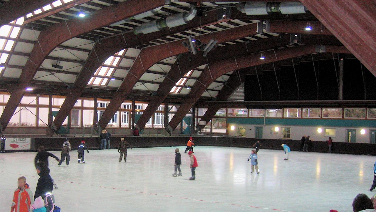 Pforzheim Eishalle