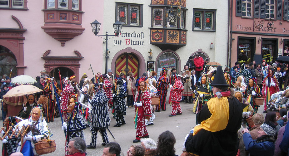 Black Forest Photo Gallery Carnival In Rottweil