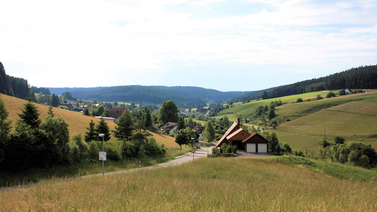 Dirne aus St. Georgen im Schwarzwald