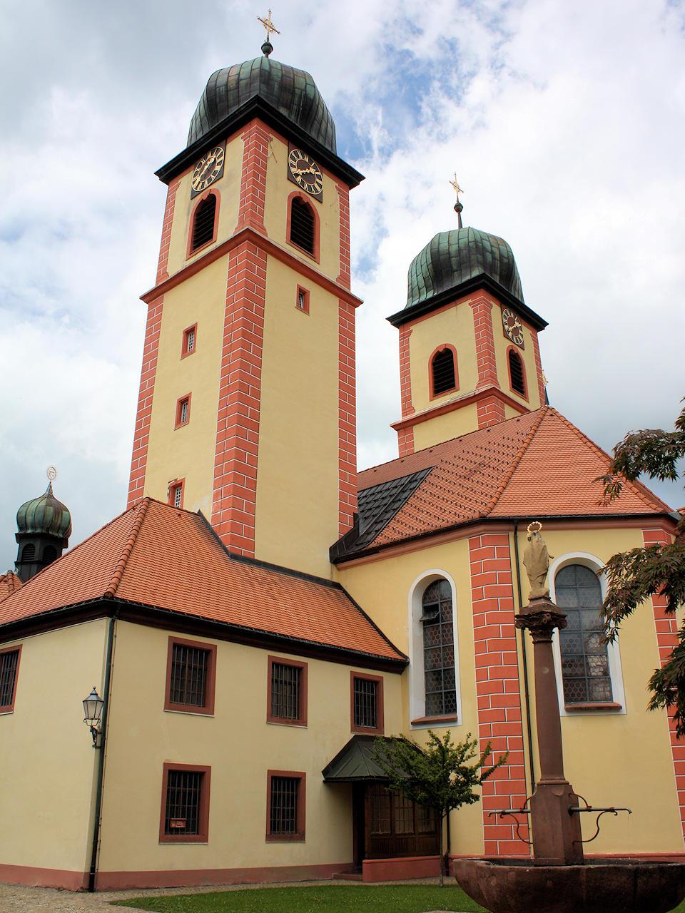 Sankt Märgen